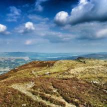 Walk to Lingmoor Fell